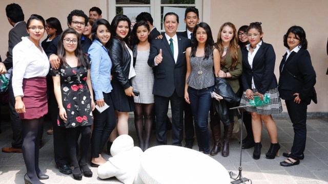 Recortes a educación, suicidio para el país: Jorge Olvera