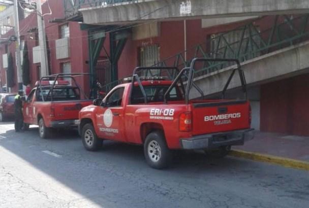 Reporte falso de bomba moviliza servicios en Toluca
