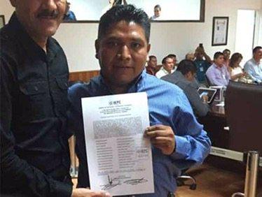 Secuestran a hijo de 5 años del alcalde de Sitalá, Chiapas