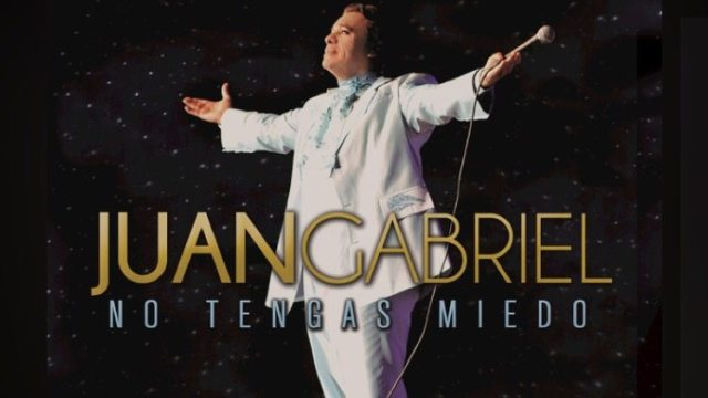 Lanzan nuevo sencillo de Juan Gabriel