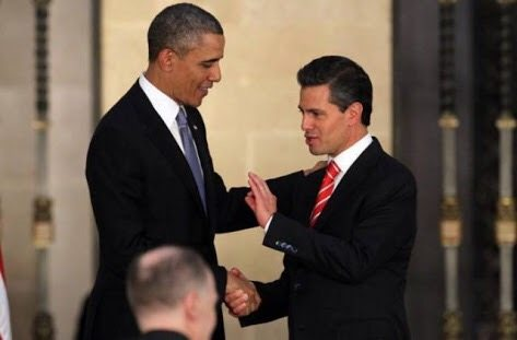Peña Nieto se reunió con Obama durante la cumbre del G20