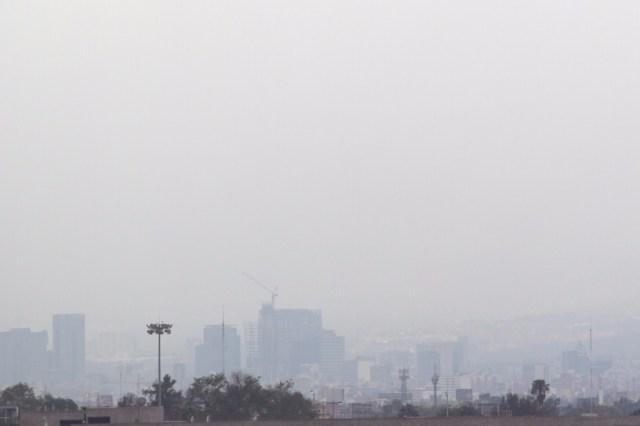 El Estado de México contamina más que la Ciudad de México