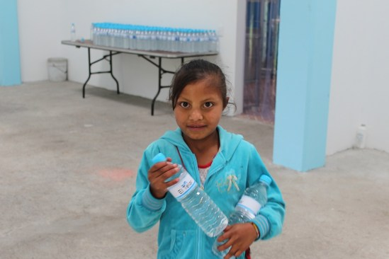 Impulsan a ejidatarios en creación de embotelladora de agua