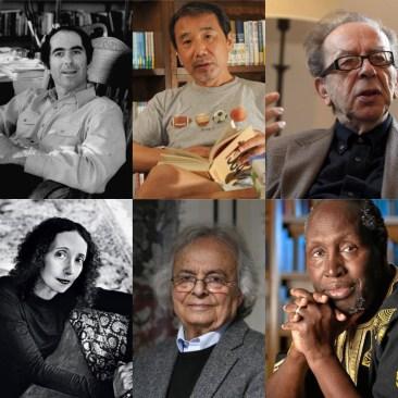 Los posibles candidatos al Premio Nobel de literatura son…