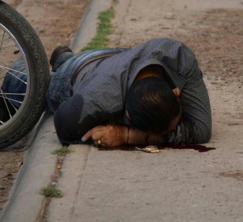 Un muerto y un herido tras detonaciones de arma de fuego en SLP