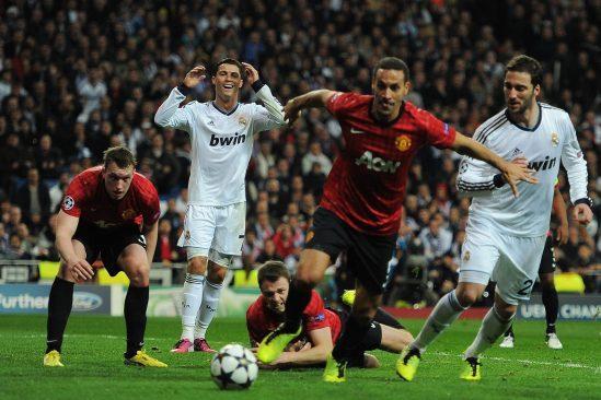 Manchester United la plantilla más cara superando a Real Madrid