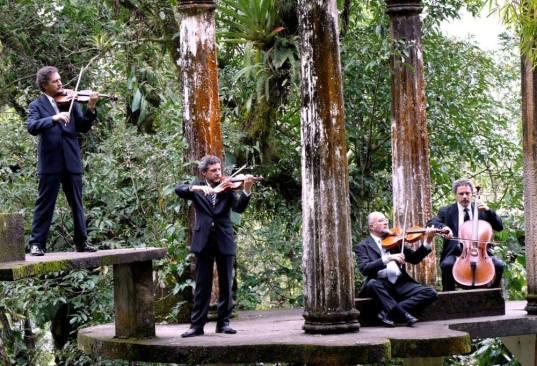 """Ofrecerá Metepec concierto del """"cuarteto latinoamericano"""""""