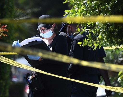 Tres muertos y varios heridos por un tiroteo en Los Ángeles