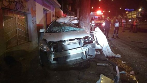 Mueren seis jóvenes en accidente automovilístico   León Gto.