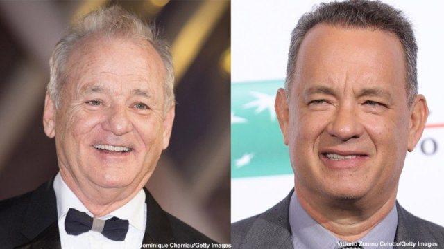 Una foto de Bill Murray o Tom Hanks vuelve locos a los usuarios