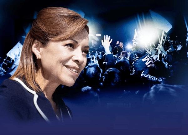 El PAN expresa su respaldo a Josefina Vázquez Mota