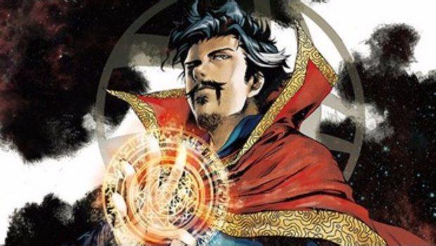 Doctor Strange tendrá precuela como manga en Japón