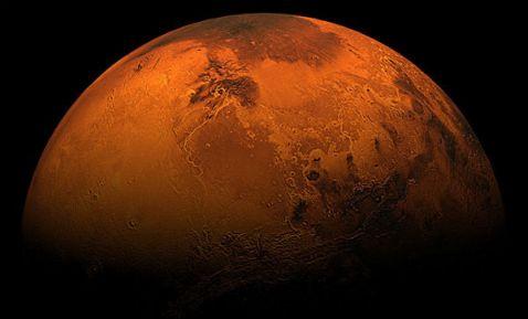 """¿Curiosity halla a """"mujer muerta"""" en Marte? (+fotos)"""