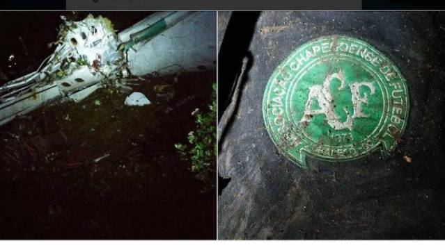 Dieron saldo final de accidente de Chapecoense