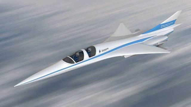 'Baby Boom' el suplente de el Concorde