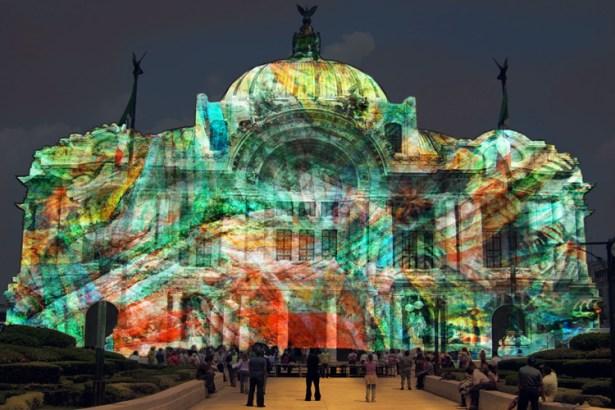 Filux iluminará edificios del Centro Histórico