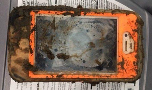 iPhone que estuvo casi dos años al fondo de un lago aún funciona