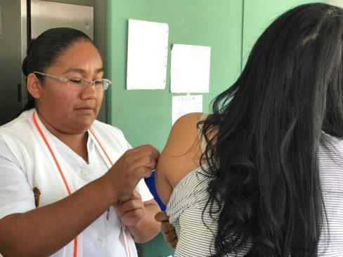 Invita ISSEMyM a prevenir la influenza