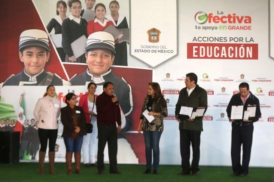 Reconocen a Metepec como impulsor del sector educativo