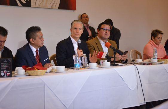 Estado de México, con mayores recursos en el presupuesto 2017: Alfredo Del Mazo