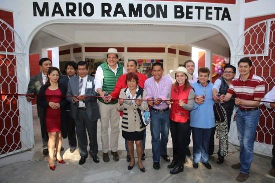 Dan nueva vida a mercado popular de Metepec