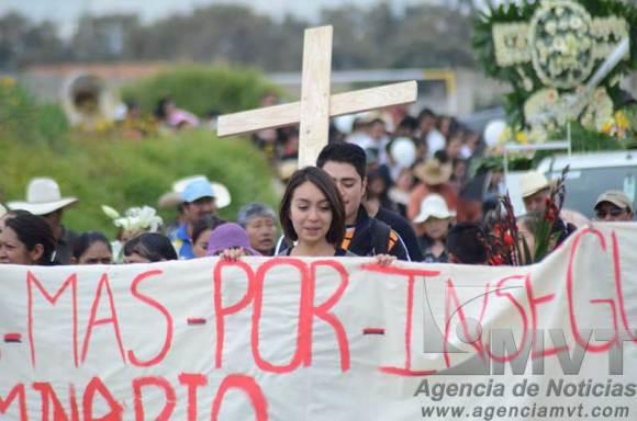 Exigen frenar ola de asesinatos en El Seminario de Toluca
