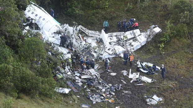 Lo que sabemos hasta ahora del avión de Chapecoense