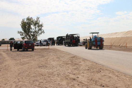Liberan a 81 víctimas explotadas en rancho de Coahuila
