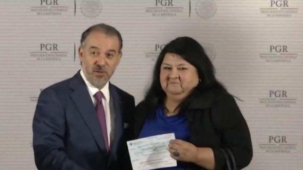 PGR devuelve al gobierno de Veracruz 250 mdp