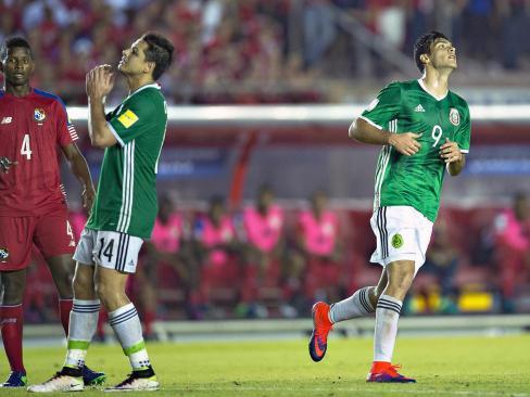 Panamá y México empatan a cero