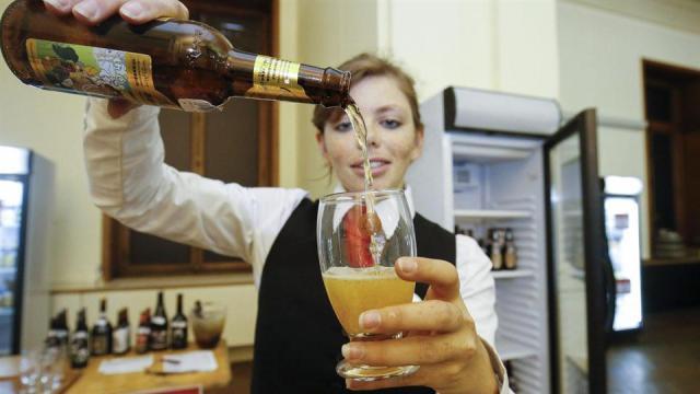 La cerveza belga es Patrimonio de la Humanidad