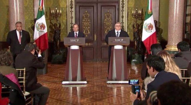 México, con posición de fortaleza fiscal para enfrentar nuevo escenario en EU: Meade