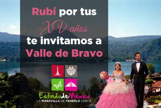 Gobierno del Estado de Mexico no pagara viaje de Rubí