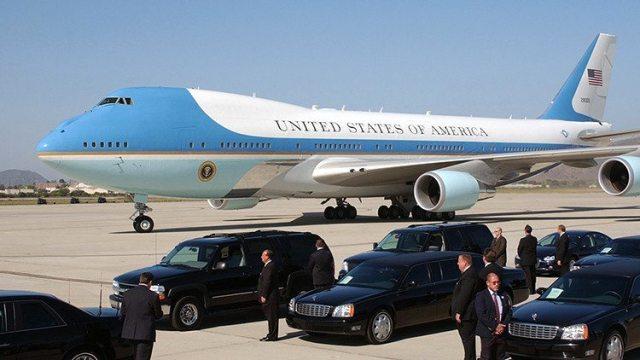 """Trump """"Cancela"""" la construcción del nuevo avión presidencial"""