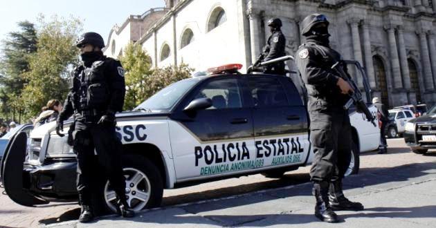 Aumentan quejas contra policías del Estado de México