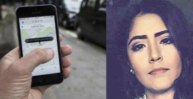 Salió de su casa en Uber y desapareció