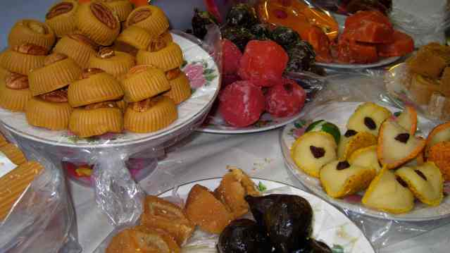 Dulces típicos de Toluca una tradición centenaria