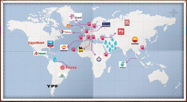 20.24 pesos por litro el promedio de la gasolina en el mundo