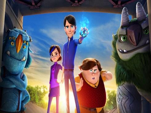 """Llega a Netflix  """"Trollhunters"""", la serie animada de Guillermo del Toro"""