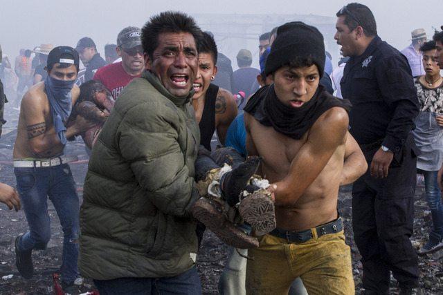 Tultepec: Una tragedia que debe tener responsables