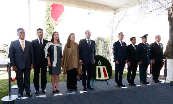 Alfredo del Mazo Vélez, hombre visionario del Estado de México: Fernando Zamora