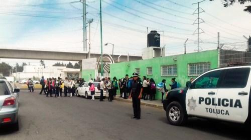 Mantendrá Toluca operativo para reforzar seguridad en escuelas
