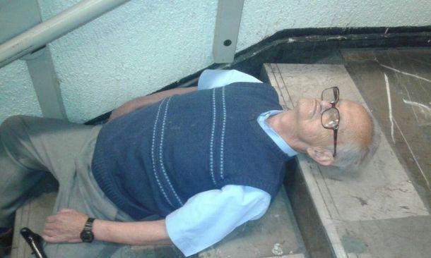 Muere hombre en las escaleras del Metro Indios Verdes