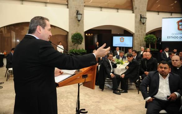 Estado de México reducirá el gasto en sueldos y gastos de representación