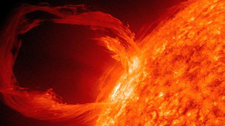 """""""Monstruosa"""" tormenta solar tendrá daños multimillonarios"""