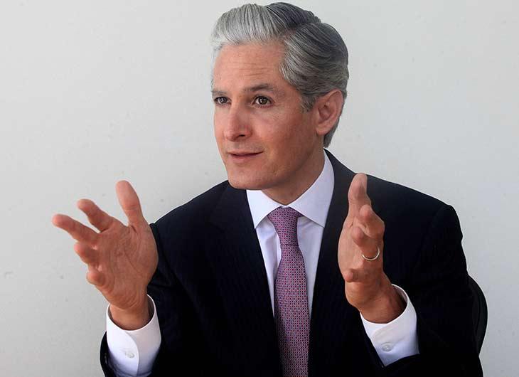 Alfredo del Mazo y el PRI punteros en la ultima encuesta en el Estado de México