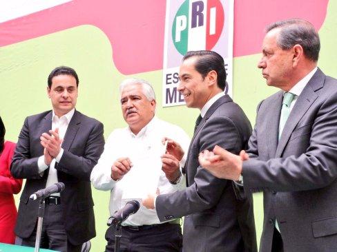 El PRI inicia su proceso interno para buscar candidato al Estado de México