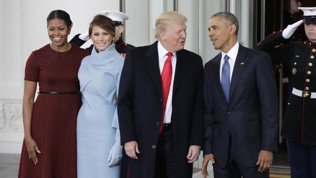 Las 10 primeras acciones que Trump hará como presidente
