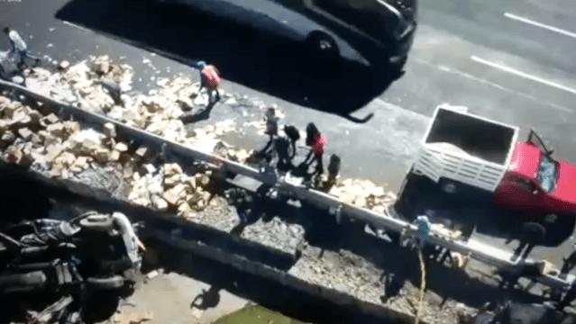 Autopista México – Toluca una de las más peligrosas del país