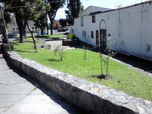 Trabaja gobierno municipal de Toluca en la rehabilitación de parques